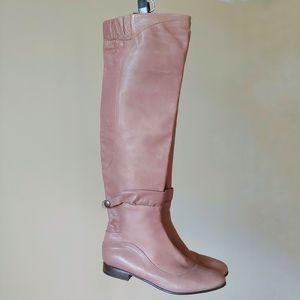 Lavorazione Artigiana Leather Boots Size